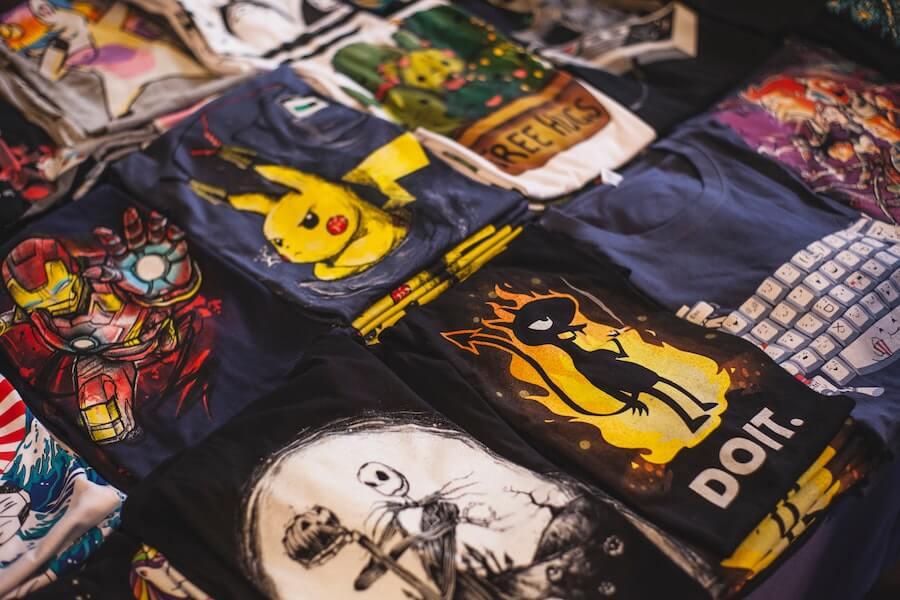 Postersandtshirts.com