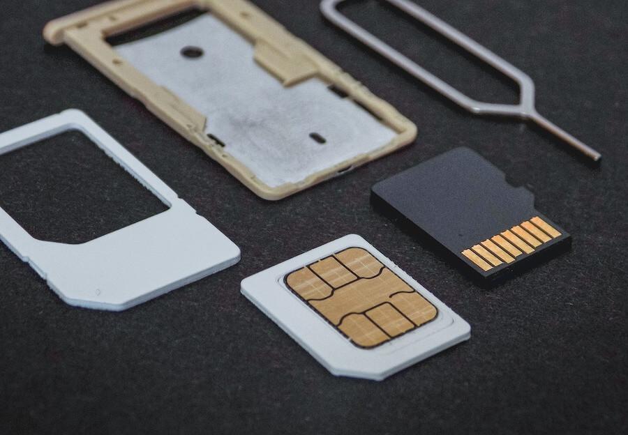 SCANIA_Správa telefonů, SIMek a nákladů